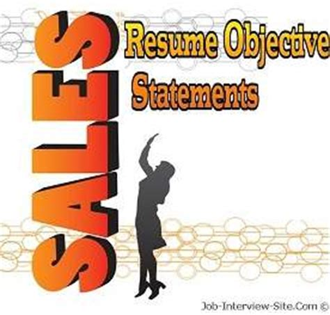 What is a general objective statement for a resume
